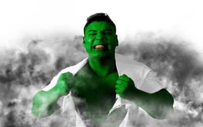 Jour de colère – 5 manières de mieux réagir quand on se transforme en Hulk…