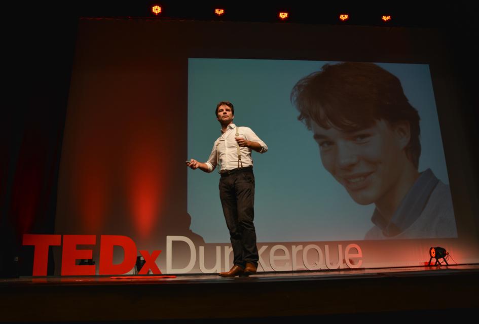 Estime de soi et reconnaissance – Conférence TEDx à Dunkerque