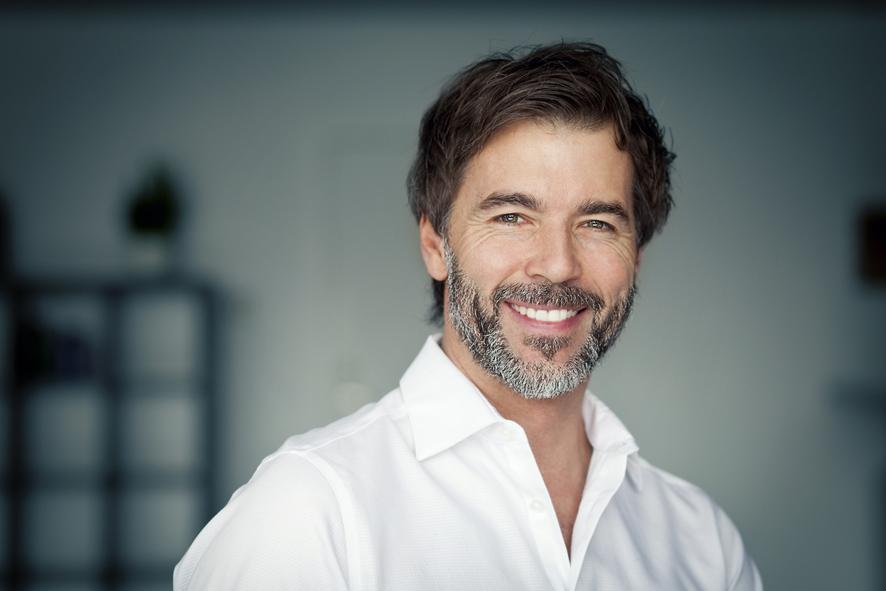 Patrick Collignon, coach en développement personnel, auteur, conférencier et spécialiste du stress.